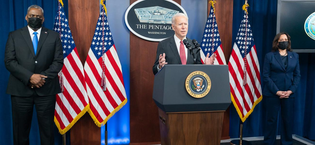 Can the Biden Administration Get Russia Policy Right?