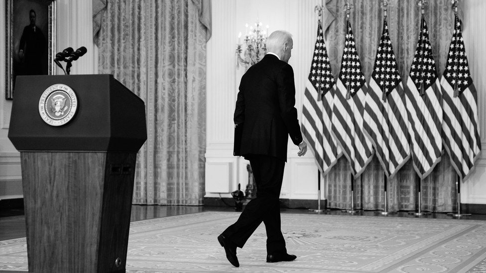 Biden's 'America First' Policy on Afghanistan